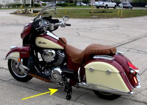 Gen II - Indian Roadmaster